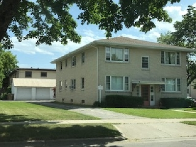 Madison Multi Family Home For Sale: 1601 Trailsway