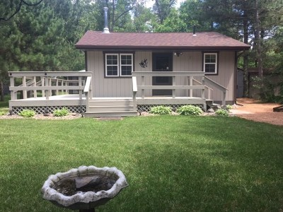 Friendship WI Single Family Home For Sale: $98,900
