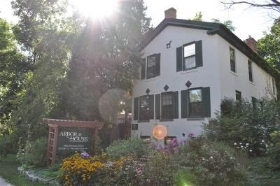 Madison Single Family Home For Sale: 3402 Monroe St