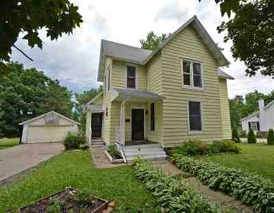 Evansville Single Family Home For Sale: 270 E Main St