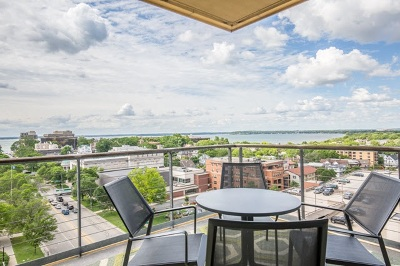 Madison Condo/Townhouse For Sale: 100 Wisconsin Ave #903