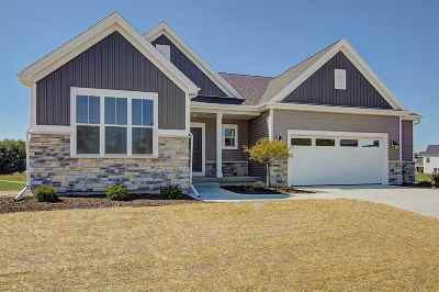 Windsor Single Family Home For Sale: 6643 Wolf Hollow Rd