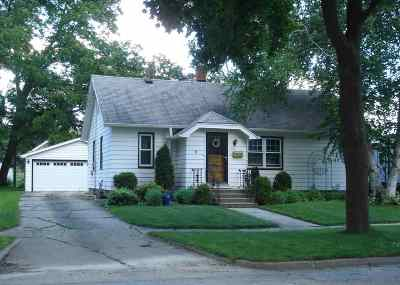 Jefferson Single Family Home For Sale: 224 N Wilson Ave