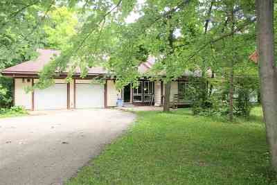 Cross Plains Single Family Home For Sale: 4070 Observatory Rd
