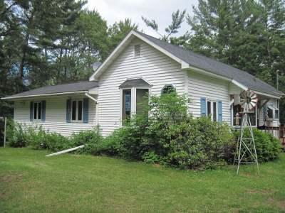 Arkdale Single Family Home For Sale: 1892 County Road C