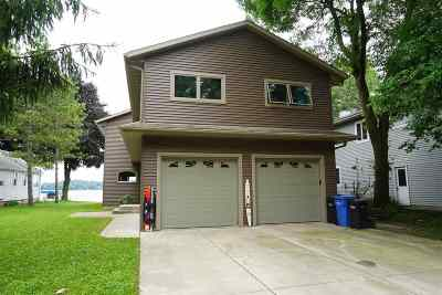 Madison Single Family Home For Sale: 2826 Waubesa Ave
