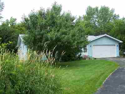 Columbus Single Family Home For Sale: N1825 County Road N