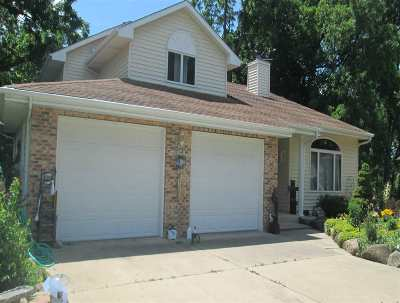 Edgerton Single Family Home For Sale: 1799 W Crystal Dr