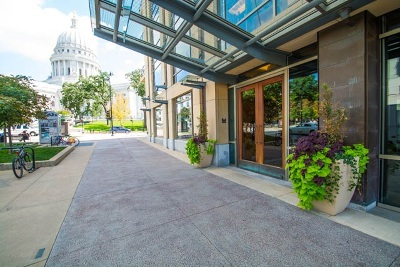 Madison Condo/Townhouse For Sale: 100 Wisconsin Ave #1004