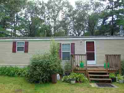 Friendship WI Single Family Home For Sale: $62,900