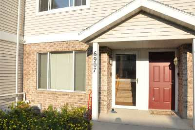 Madison Condo/Townhouse For Sale: 6907 Raymond Rd