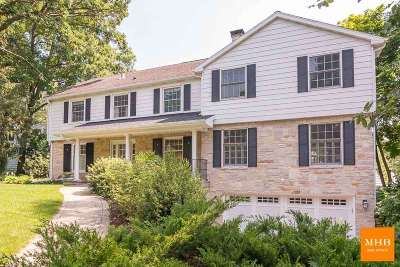 Madison Single Family Home For Sale: 3133 Oxford Rd