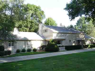 Beloit Single Family Home For Sale: 1610 Indian Rd