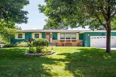 Monona Single Family Home For Sale: 6307 East Gate Rd