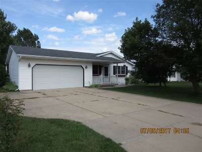 Evansville Single Family Home For Sale: 80 Countryside Dr