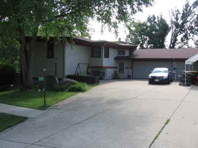 Cottage Grove Single Family Home For Sale: 2169 Southern Ct