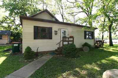 Edgerton Single Family Home For Sale: 10946 N Reed Rd