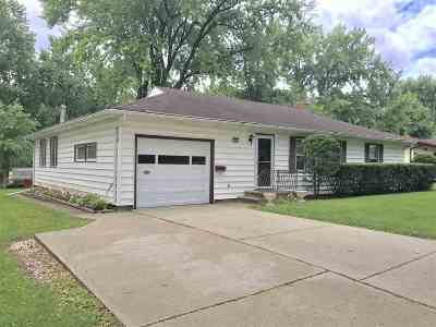 Monona Single Family Home For Sale: 410 Frost Woods Rd