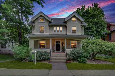 Madison Single Family Home For Sale: 1626 Jefferson St
