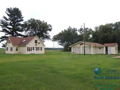 Adams WI Single Family Home For Sale: $450,000