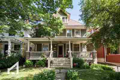 Madison Multi Family Home For Sale: 1049 Spaight St
