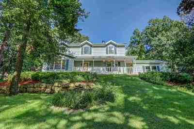 Milton Single Family Home For Sale: 4828 N Brentwood Dr