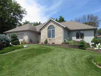 Beloit Single Family Home For Sale: 3705 Clinic Rd
