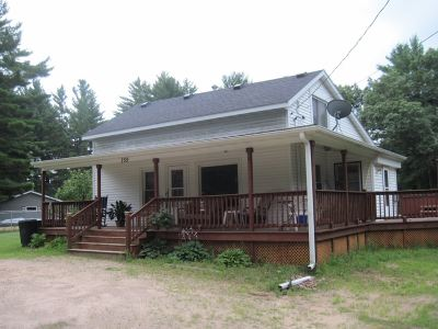 Adams WI Single Family Home For Sale: $63,900