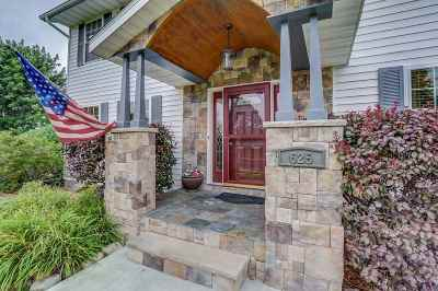 Waterloo Single Family Home For Sale: 625 Goehl Rd