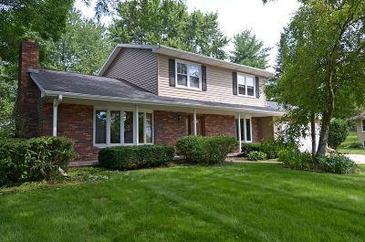Middleton Single Family Home For Sale: 3808 Bunker Hill