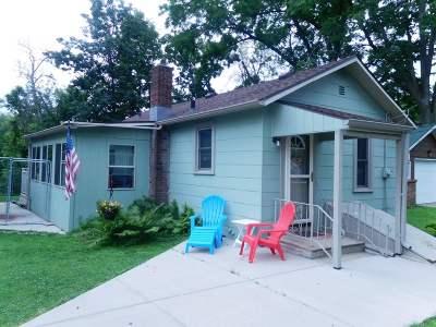 Edgerton Single Family Home For Sale: 4211 W Riverside Dr