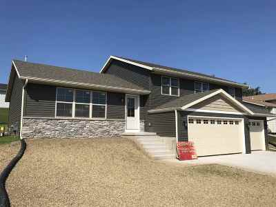 Edgerton Single Family Home For Sale: 537 Falk Dr