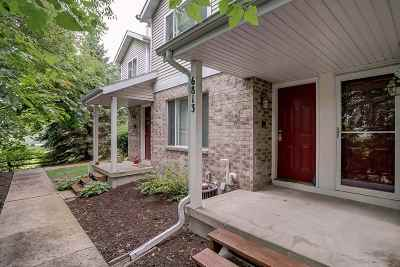 Madison Condo/Townhouse For Sale: 6813 Raymond Rd
