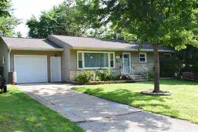 Monona Single Family Home For Sale: 301 Panther Tr