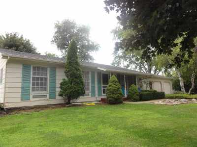 Milton Single Family Home For Sale: 527 Lombard Dr