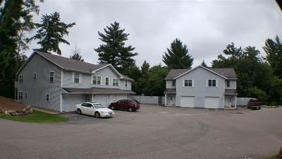 Baraboo Multi Family Home For Sale: 420 S Burritt Ave #101-104