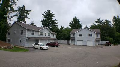 Baraboo Multi Family Home For Sale: 420 S Burritt Ave #301-304