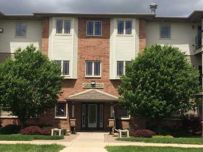 Verona Condo/Townhouse For Sale: 102 Prairie Heights Dr #110