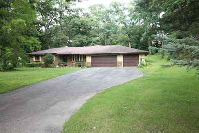 Milton Single Family Home For Sale: 5406 N Sweetbriar Dr