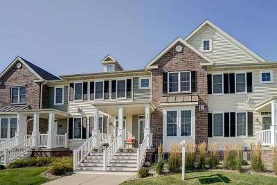 Deforest Condo/Townhouse For Sale: 6857 Yellowwood Ln