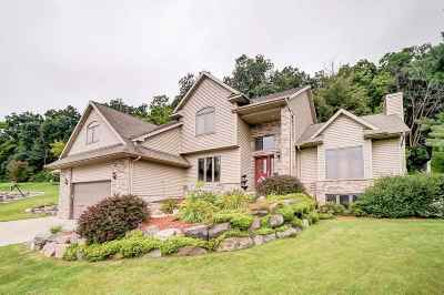 Cross Plains Single Family Home For Sale: 502 Donovan Ct