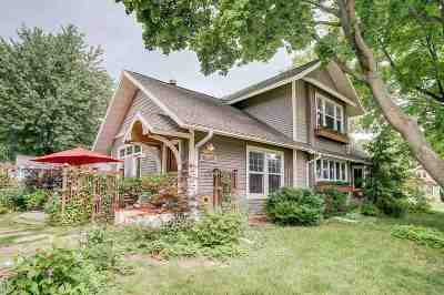 Madison Single Family Home For Sale: 3206 Cross St