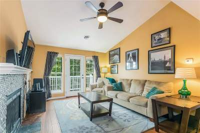Madison Condo/Townhouse For Sale: 801 Harbor House Dr #5