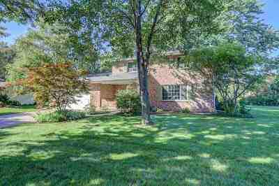 Middleton Single Family Home For Sale: 1801 Countryside Dr