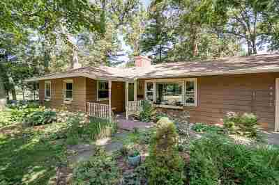 Middleton Single Family Home For Sale: 6642 Maywood Ave