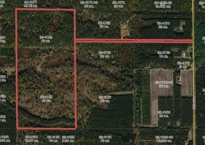 Wisconsin Dells Residential Lots & Land For Sale: 81.58 Ac 8th Ave