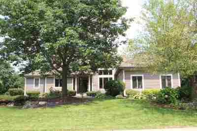 Fitchburg Single Family Home For Sale: 5798 Verde View Rd