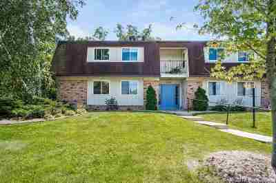 Madison Condo/Townhouse For Sale: 7201 Old Sauk Rd #B