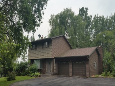 Cross Plains Single Family Home For Sale: 5217 N Hill Point Rd
