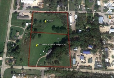 Madison Residential Lots & Land For Sale: 4348 Hoepker Rd